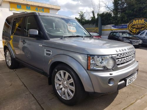 Discovery 4 SDV6 3.0 HSE Auto 7 Seater 2012